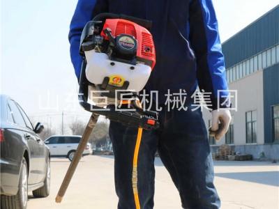 直供BXZ-1轻便背包钻机小型地质勘探钻机手持式岩心取样钻
