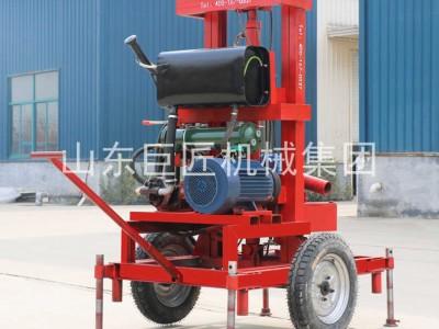 热销大功率三相电打井机SJDY-3液压水井钻机小型家用钻井机