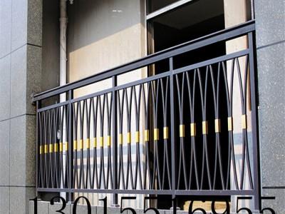 安阳锌钢阳台护栏 阳台防护栏新力护栏生产定制安装