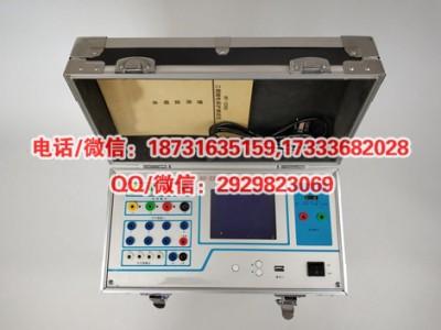 承装修试三相继电保护测试仪三相电压电流各2组