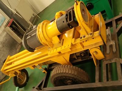 现货150米气动水井钻机 家用气动打井机 小型钻井机