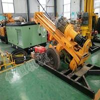 现货自行式气动水井钻机 小型家用打井机 钻井机