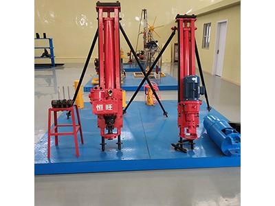 矿用露天潜孔钻机 YQ70气动钻机 15米小型潜孔钻机