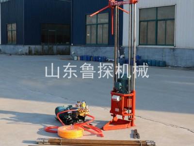 QZ-2A三相电动取样钻机 工程钻孔取芯电动勘探钻机