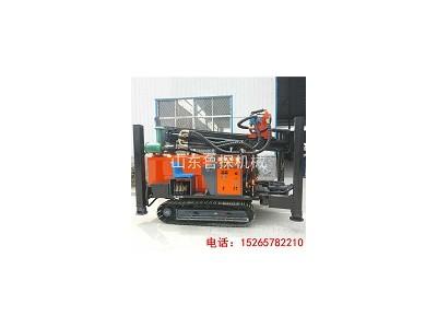 FY-260水井气动钻机 履带式气动钻井机全自动打井机械