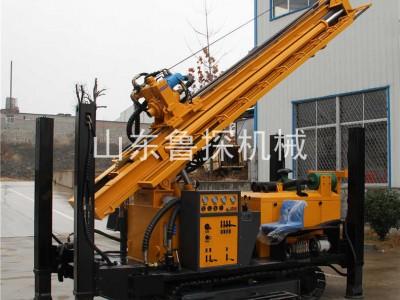 FY-300气动履带钻机 300米气动钻井机全自动化高效工作