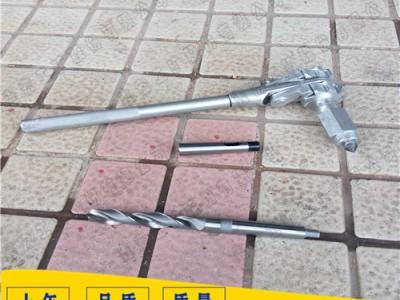 供应手板钻 济宁厂家实在低价 钢轨钻孔 质保一年