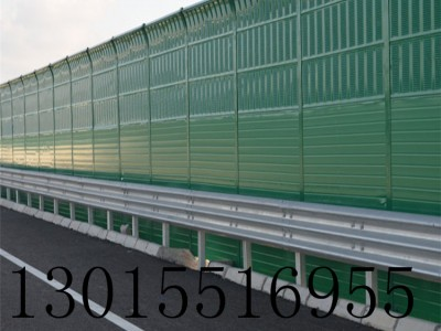 孟州高速公路声屏障 桥梁声屏障 隔声屏障新力厂家直销
