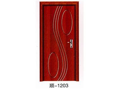 优质免漆木门