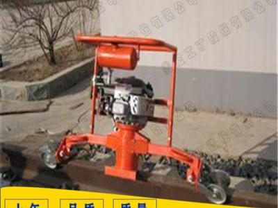 供应内燃钢轨打磨机 济宁厂家疯狂低价 焊渣打磨机