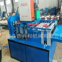 河北兴和压瓦机厂家供应全自动校平机设备校平剪板一体成型机