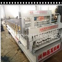 兴和压瓦机厂现货销售2018年热销双层琉璃压瓦机