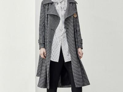 2019冬季时尚女装贝洛安品牌折扣女装低价跑量