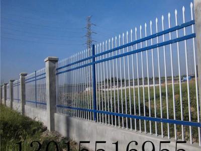 新密锌钢护栏 庭院小区护栏 围墙护栏新力厂家直销