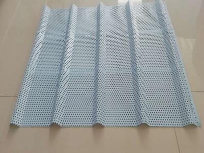 彩钢冲孔瓦加工 彩钢吸音瓦生产销售 各种孔径定制