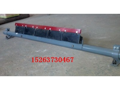 供应P型合金橡胶清扫器 皮带机专用清扫器 紧密耐磨
