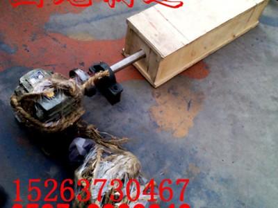 供应新疆GSQ1000电动滚刷清扫器 ,皮带清扫器滚刷筒