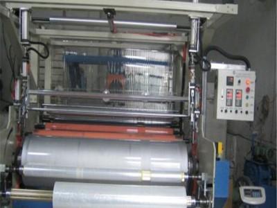 高效节能新型全自动高速节能三层共挤缠绕膜生产线