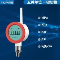 高精度NB-IOT压力表塑料壳压力表温度变送器低功耗工业级