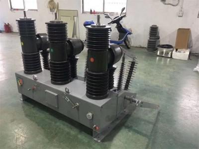 四川ZW32-40.5户外35KV小型真空断路器订做厂家