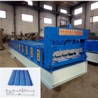 泊頭興和850型全自動水波紋圓弧壓瓦機設備