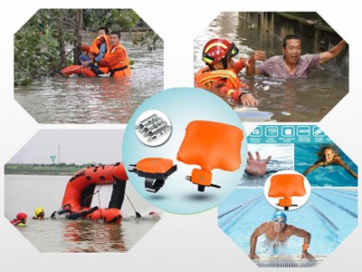 智慧急救手环 水中遇到危险能自救的手环
