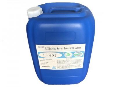 雨山露天铁矿厂循环水系统专用缓蚀阻垢分散剂L-403