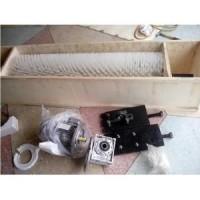 GSQ 电动滚刷式皮带清扫器