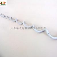 光缆防震金具厂家供应防震鞭 螺旋减震器光缆线路防舞动金具