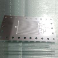 供应深圳微通道冷板微通道换热器蚀刻微通道冷板焊接