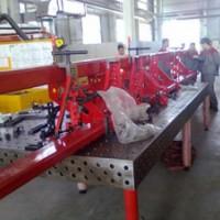 厂家生产焊接平台铸铁平台 三维柔性焊接平台