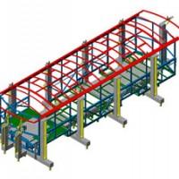 新能源巴士车车架焊接 铸铁平台生产厂家