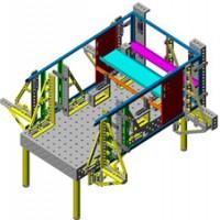 钣金框架结构组立焊接 三维焊接平台厂家