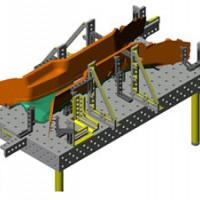 钣金结构件组立焊接 大型机械加工中心