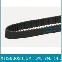 代理原装日本三星圆弧齿橡胶同步带,三星同步齿型带规格