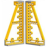 400支撑角铁加工 三角形支撑角铁