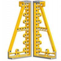 铸铁800支撑角铁 三维焊接柔性平台 专用支撑角铁