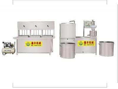 淮南全自动豆腐机 全自动豆腐机生产线 免费培训技术