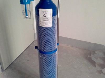 国标15升氧气瓶二氧化碳气瓶便携式10升小氧气瓶高压无逢瓶