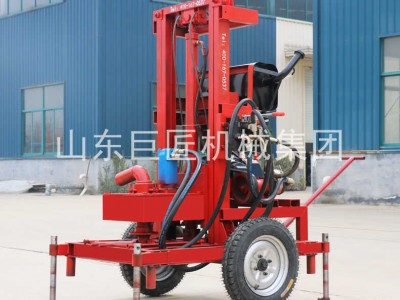 三相电打井机 SJDY-3地源热泵空调井钻井机 液压水井钻机