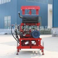SJDY-3三相电打井机120米深地热井家用灌溉井液压钻井机