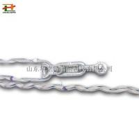 耐张金具串ADSS转角拉线线夹 光缆耐张线夹预绞式光缆金具