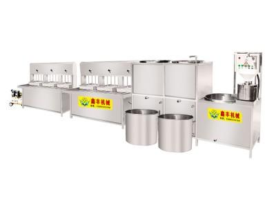 济南全自动豆腐机 新型多功能豆腐机 免费培训技术