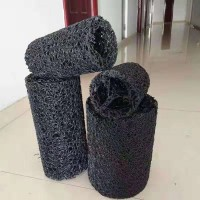 厂家直销优质塑料盲沟 公路铁路隧道运动场地下渗排水用盲管