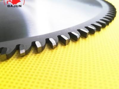 铝材切割机锯片的款式选择