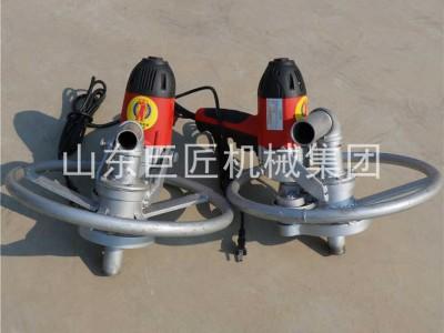 SJD-2A小型电动打井机手持式钻井机械50米水井钻井中文第一社区