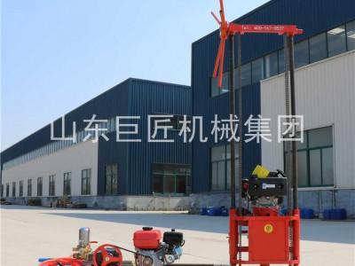 巨匠30米浅层取样钻机 地质勘探钻机 QZ-2C轻便岩心钻机