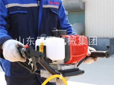直供便携式电动取土钻机 20米地质勘探钻机 无扰动