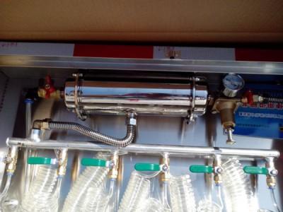箱式压风供水自救装置