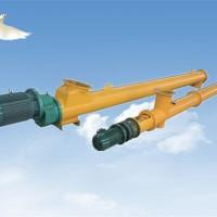 无轴螺旋输送机的性能特点是采用无中心轴设计
